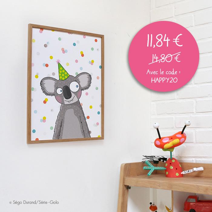 Affiche-soldes-koala-20%