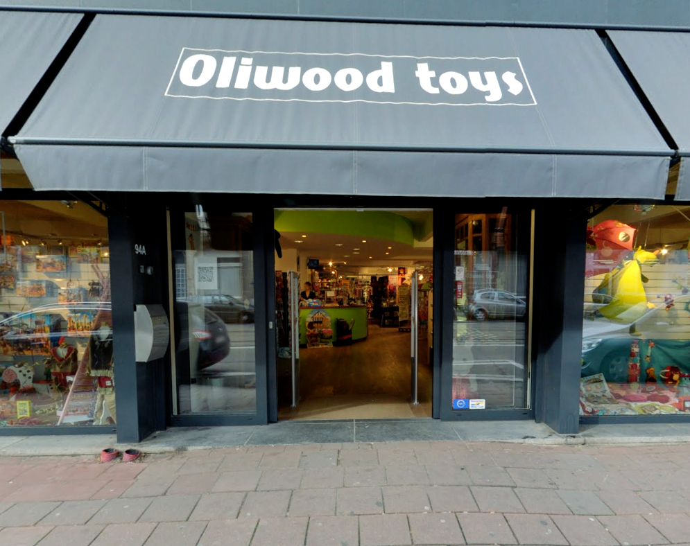 Magasin Oli Wood Toys