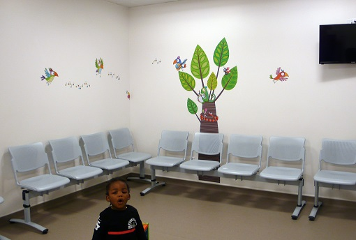 1 ere salle d'attente
