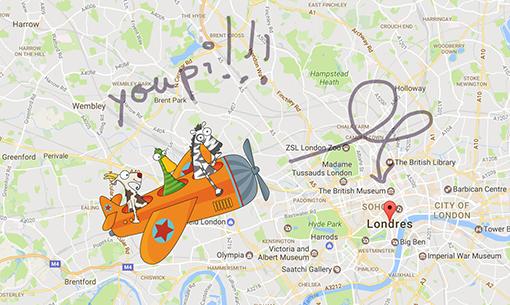Londres blog
