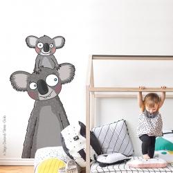 sticker geant koala