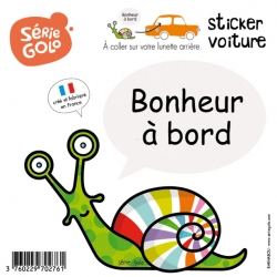sticker voiture