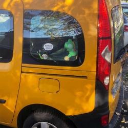 Sticker Free wheeling