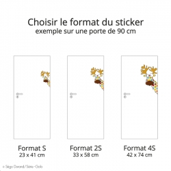Sticker poissons 1
