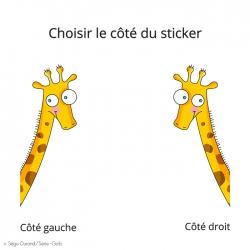 Sticker petits champipis