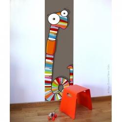 Rouleau de papier peint enfants. Décor mural pour fille ou garçon. Détails sur la fiche produit. En stock ou impression rapide.