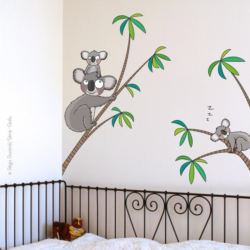 sticker koala pour enfant