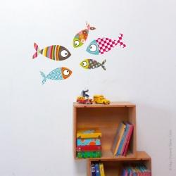 Sticker poissons 2