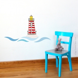 Sticker le phare